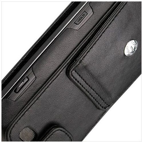 Samsung Omnia Pro B7610 - Qwerty  leather case