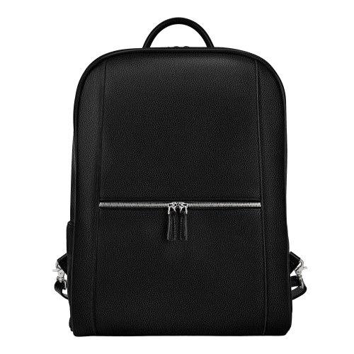 "Urban backpack - Griffe 1 - 15"" - Ebène ( Sleek P C12 - Black )"