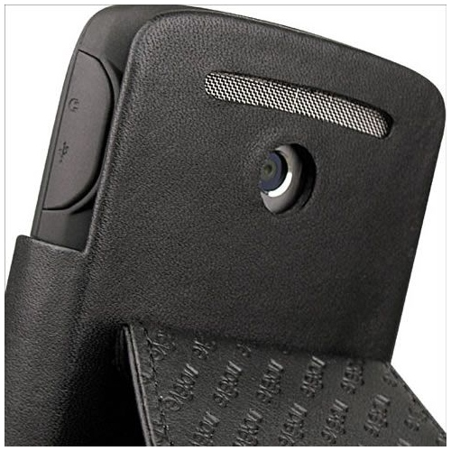 HTC Snap - HTC Maple  leather case