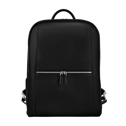 "Urban backpack - Griffe 1 - 13"" - Ebène ( Sleek P C12 - Black )"