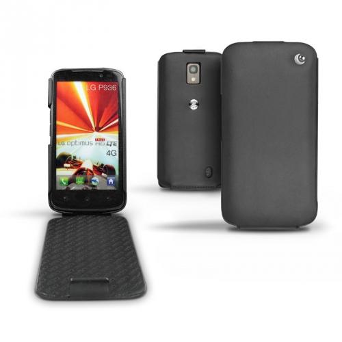 Housse cuir LG Optimus 4G LTE P935