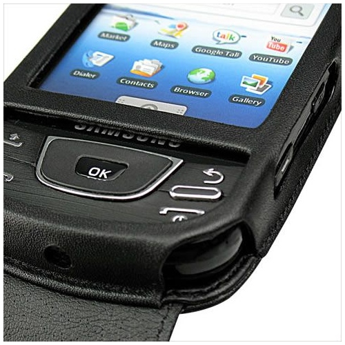 Samsung GT-i7500 Galaxy  leather case
