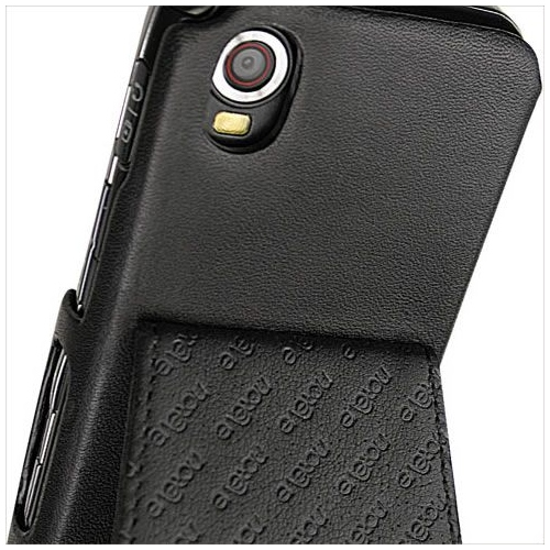 LG GT505  leather case