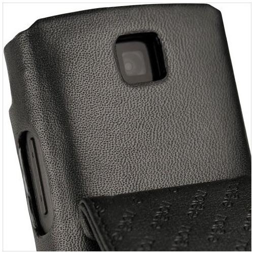 Housse cuir Nokia X3