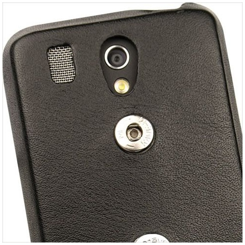 HTC Legend  leather case