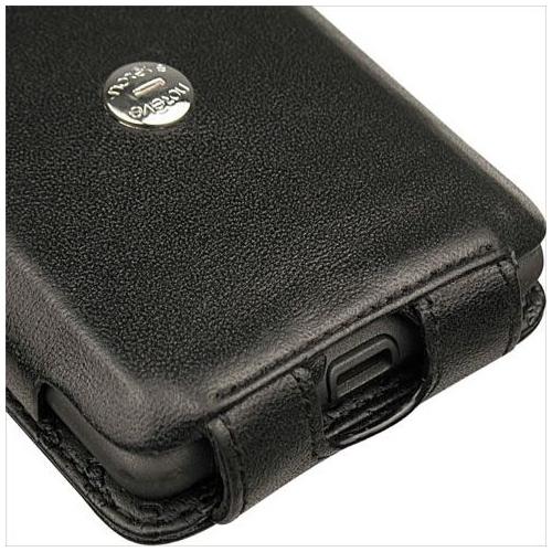 HTC HD mini  leather case