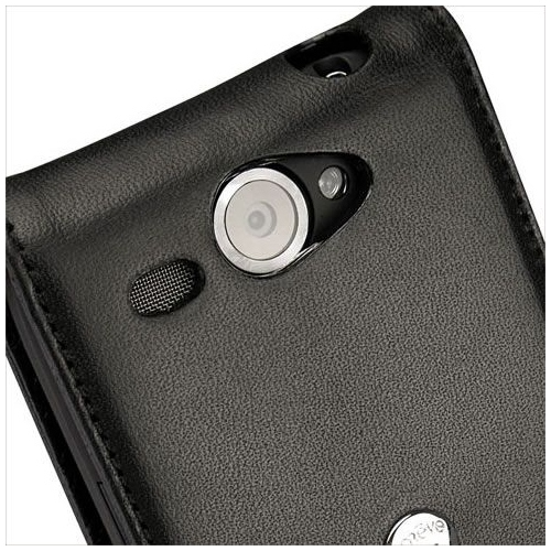 HTC Wildfire  leather case