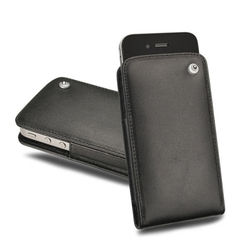 Apple iPhone 4 leather pouch