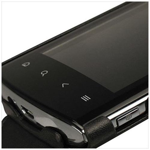 Acer Liquid Metal  leather case