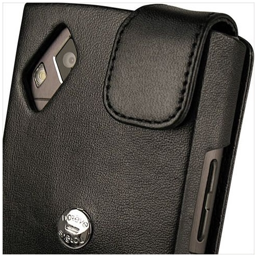 Samsung GT-S8530 Wave 2  leather case