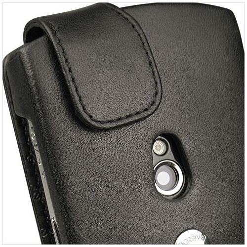 Sony Ericsson Xperia Neo - Kyno  leather case