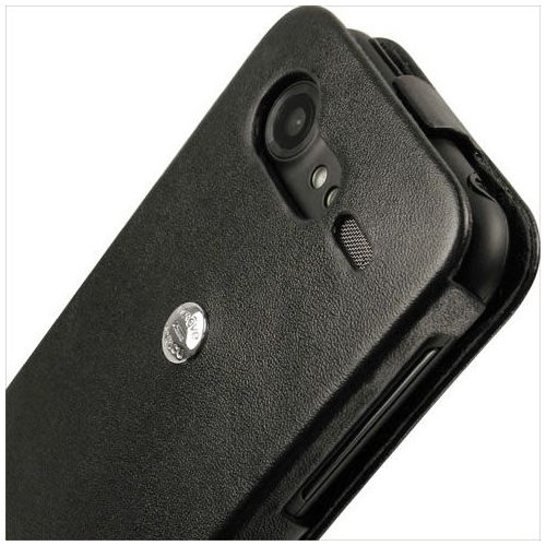 HTC Incredible S  leather case