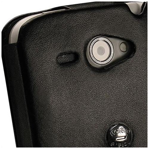 Housse cuir HTC Chacha