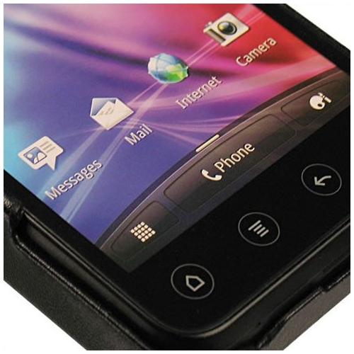 Housse cuir HTC Evo 3D