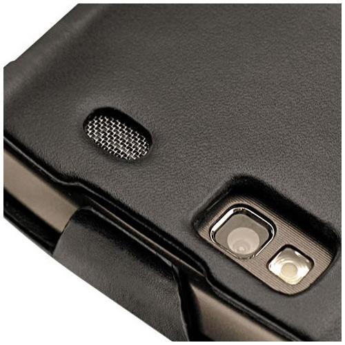 Housse cuir Samsung GT-S8600 Wave 3
