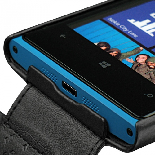 Housse cuir Nokia Lumia 920