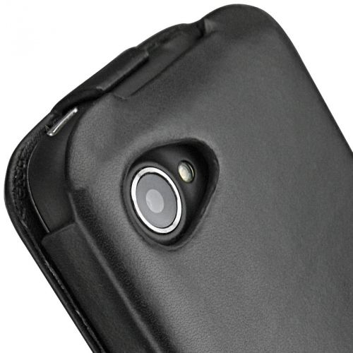 Wiko Cink Slim  leather case