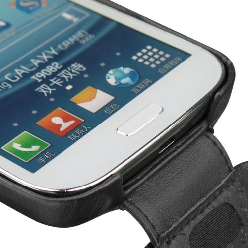 Housse cuir Samsung GT-i9080 Galaxy Grand