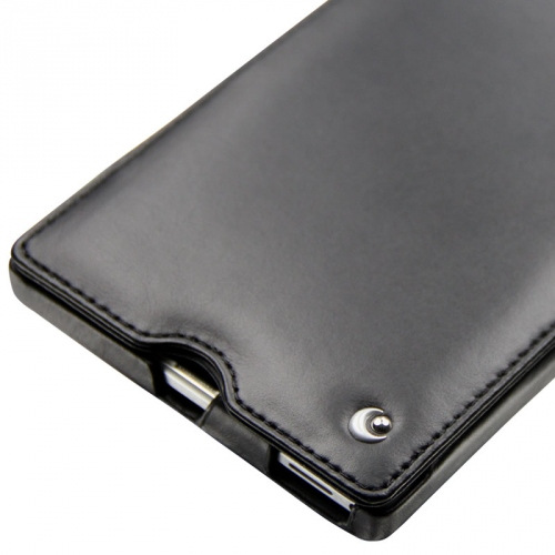 Sony Xperia Z Ultra leather case