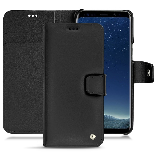 Samsung Galaxy S8+ leather case