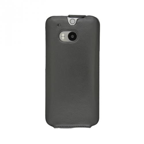 Housse cuir HTC One M8
