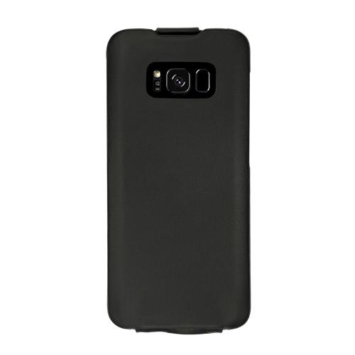 Samsung Galaxy S8+ leather case