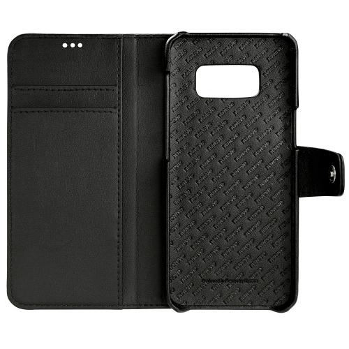 Housse cuir Samsung Galaxy S8+