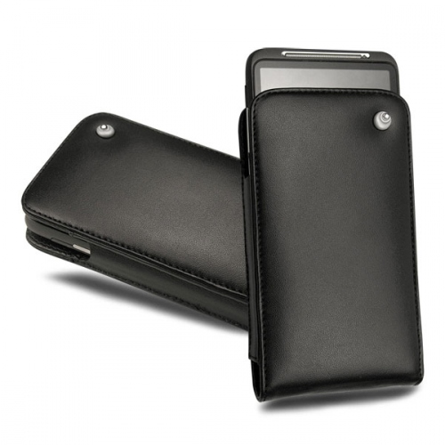HTC Desire HD - HTC Ace - HTC HD7 leather pouch