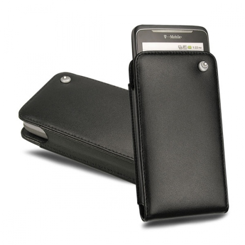 HTC Desire Z - HTC 7 Trophy leather pouch