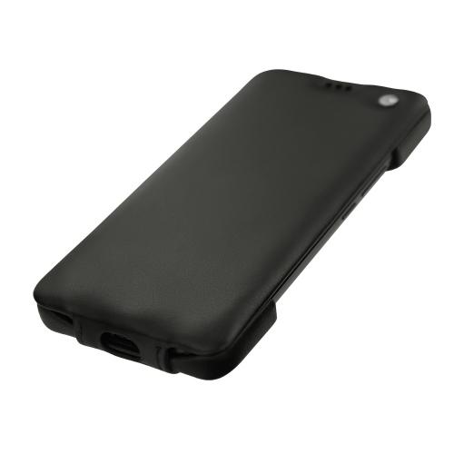 Housse cuir HTC U11+