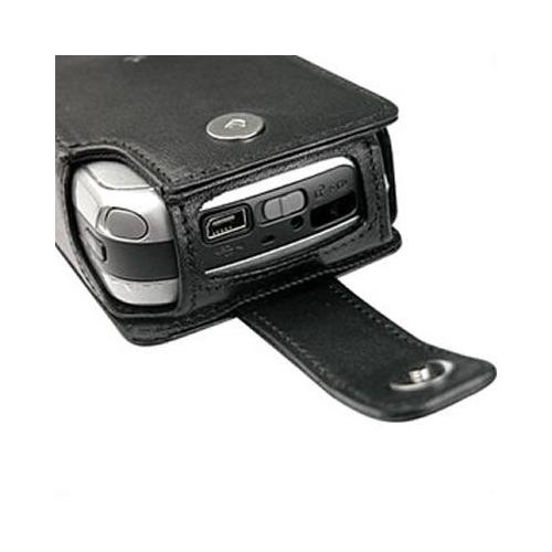 Motorola KRZR K1  leather case