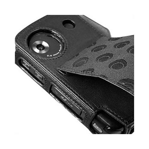 Housse cuir HTC P3600 - HTC Trinity - SPV M700
