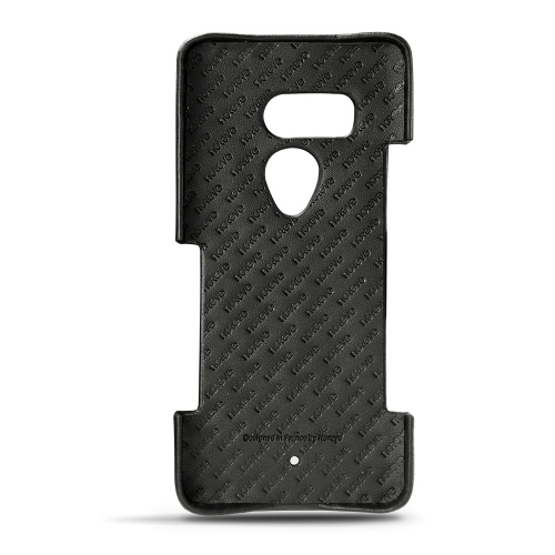 Coque cuir HTC U11+