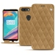 Housse cuir OnePlus 5T - Sable vintage - Couture