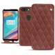 Housse cuir OnePlus 5T - Passion vintage - Couture