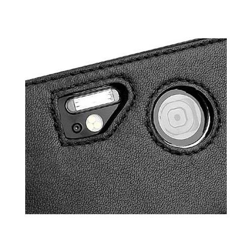 Housse cuir Sony Ericsson K850