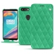 Housse cuir OnePlus 5T - Menthe vintage - Couture