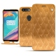 Housse cuir OnePlus 5T - Or Maïa - Couture