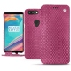 Housse cuir OnePlus 5T - Serpent ciclamino