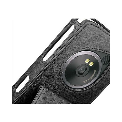 Sony Ericsson W960  leather case
