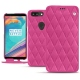 Housse cuir OnePlus 5T - Rose BB - Couture
