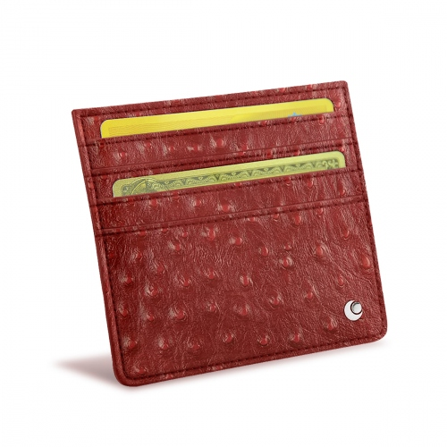 Noreve luxury leather cases for mobile devices credit card holder x4 anti rfid nfc fandeluxe Gallery