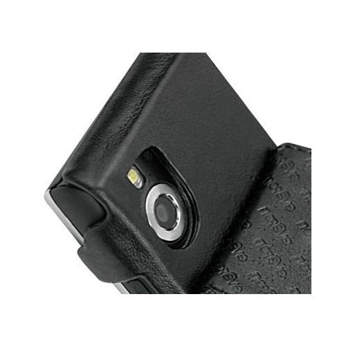 Housse cuir LG KF750 Secret