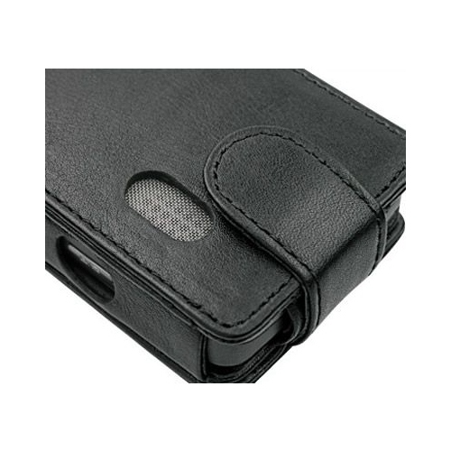 Sony Ericsson G700  leather case