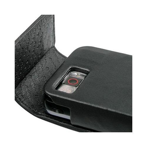 Housse cuir Samsung SGH-i900 Omnia