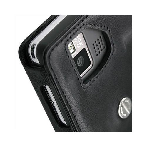 Housse cuir LG VX9700 Dare