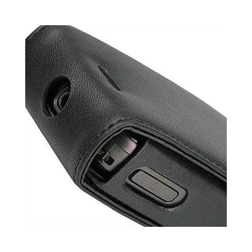 Nokia N85  leather case