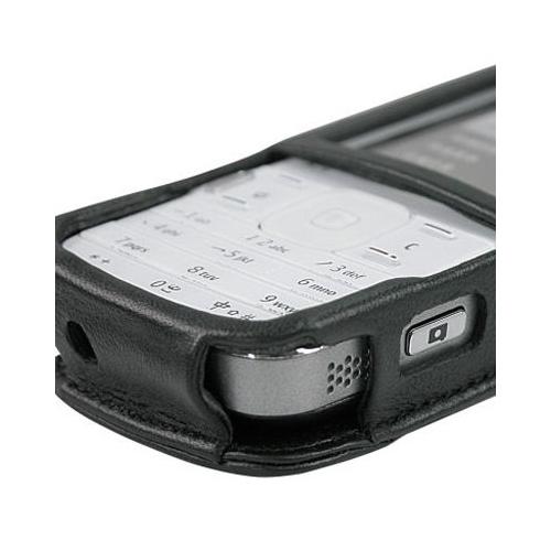 Housse cuir Nokia N79