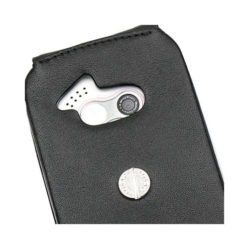 Housse cuir LG KS360