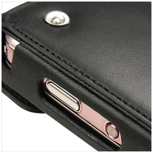 Samsung M8910 Pixon 12  leather case